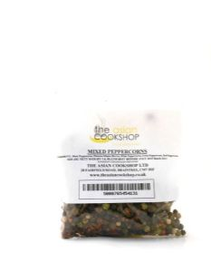 Mixed Peppercorns | Buy Online at The Asian Cookshop